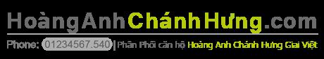 Hoàng Anh Chánh Hưng, Căn Hộ Chánh Hưng, Căn Hộ Giai Việt, Hoàng Anh Gia Lai Chánh Hưng,