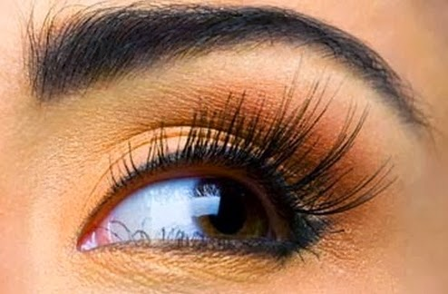 Cara menenbalkan bulu mata dan alis