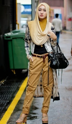 hijab ala dian pelangi