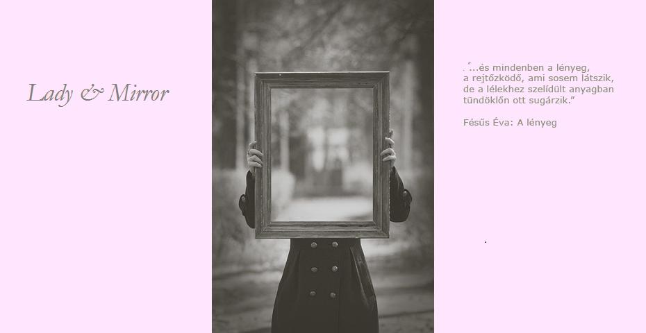 Lady & Mirror
