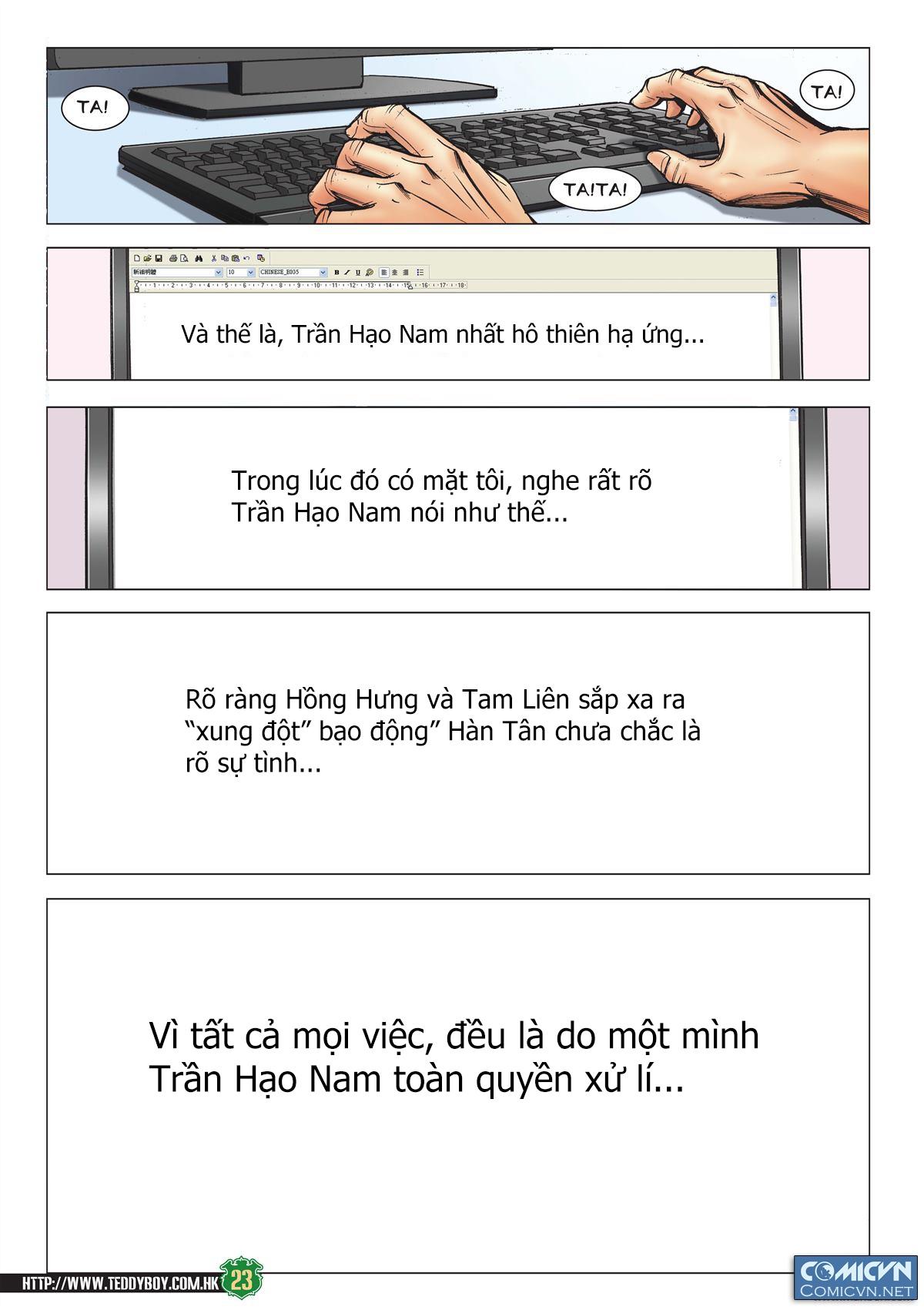 Người Trong Giang Hồ Chap 2111 - Next Chap 2112