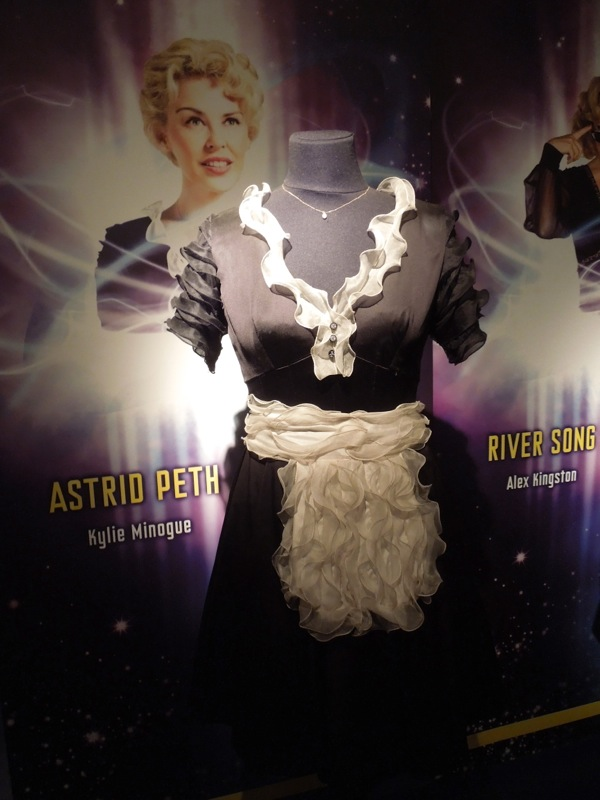 Kylie Minogue Astrid Peth Doctor Who 2007 Christmas special costume