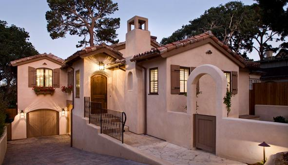 Fachadas casas modernas fachadas de casas rusticas mexicanas - Fotos de casas rusticas ...