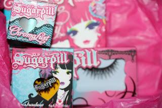 Sugarpill cosmetics order