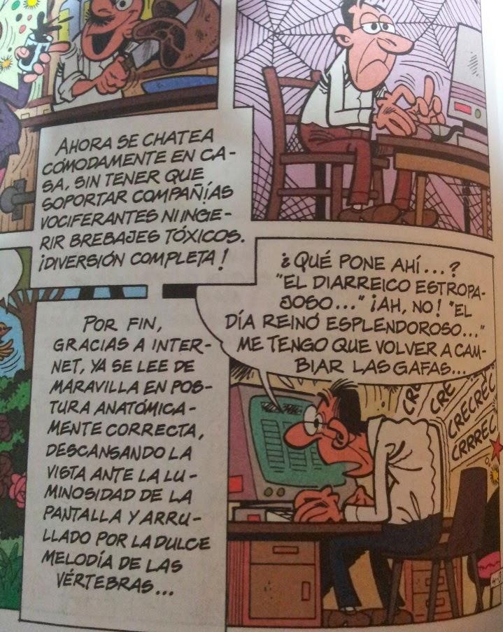 Mortadelo y Filemón. El ordenador...¡Qué horror! (Francisco Ibañez)