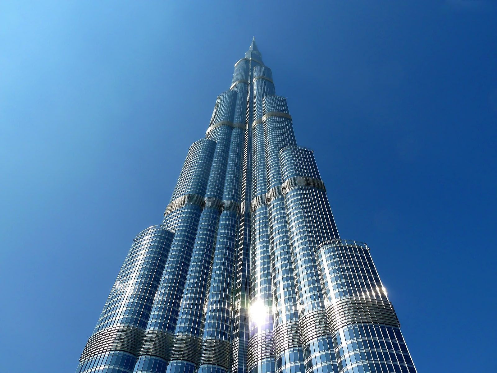 Void Matters Architecture Middle East Burj Khalifa