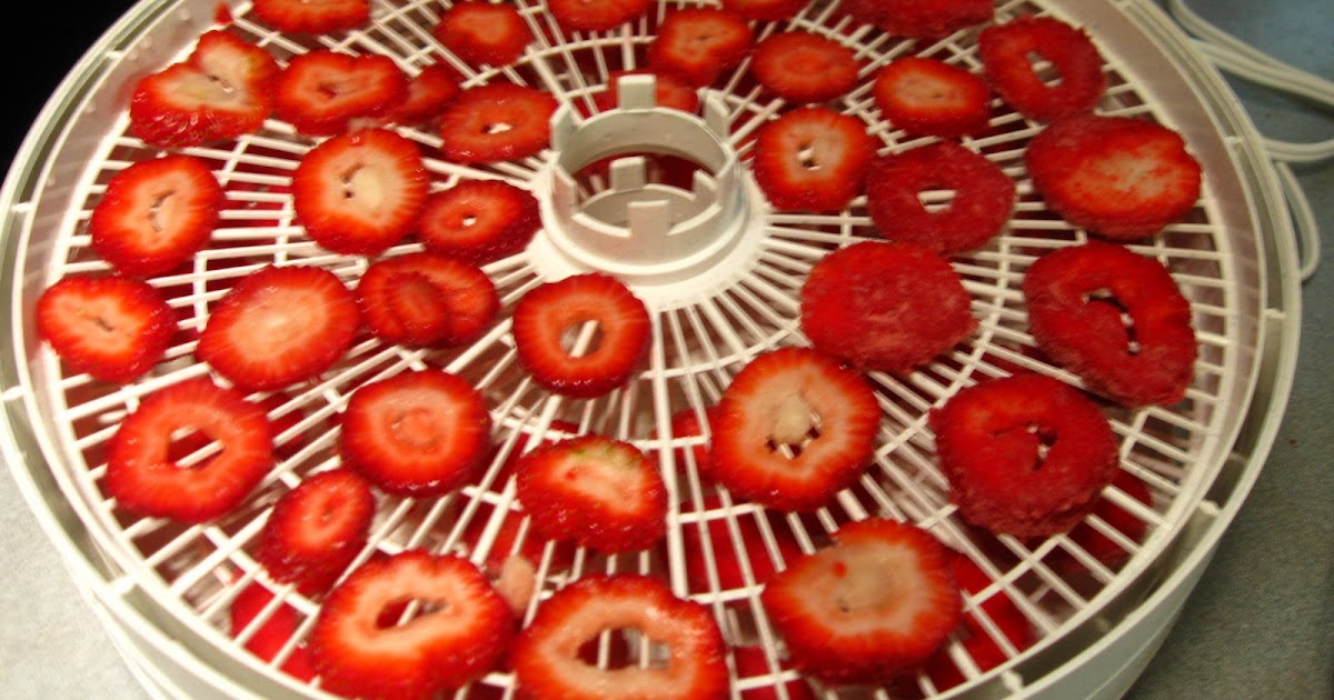 Bacon And Eggs How To Dehydrate Strawberries