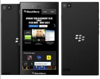 Spesifikasi Dan Harga Blackberry Jakarta Z3 Terbaru