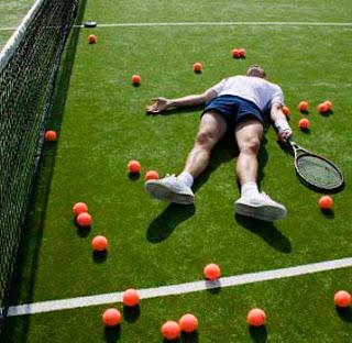 Онлайн-игра Космический теннис
