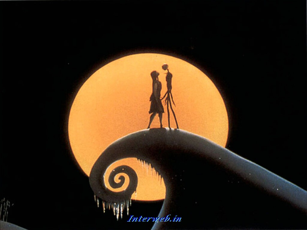 High Defination Wallpapers: Nightmare before christmas wallpaper