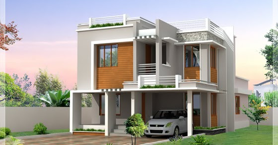 6 different indian house designs home appliance for Small hot house plans