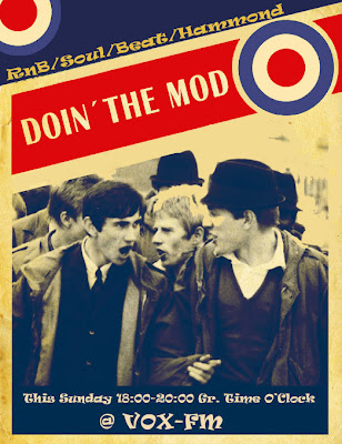 Doin \' The Mod - This Sunday at Vox Fm