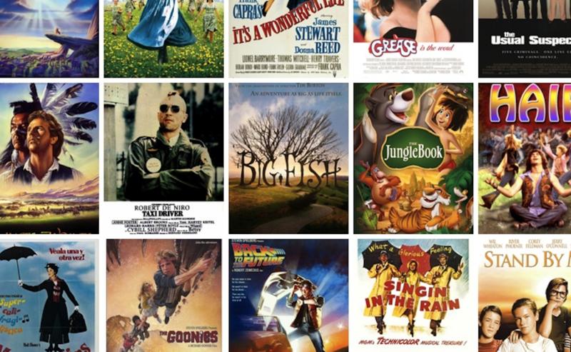 Vi gillar film!
