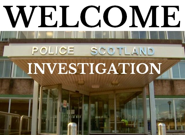 Welcome the police scotland investigation of council corruption