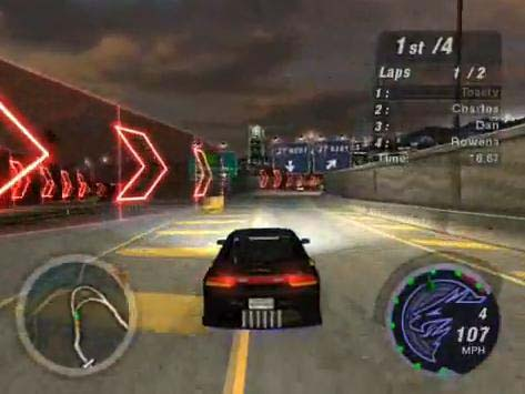 need for speed underground 2 setup  full version