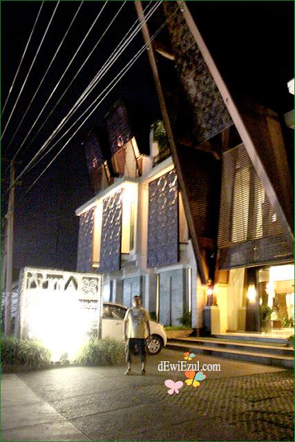 menginap di Luta resort Rantepao Toraja,