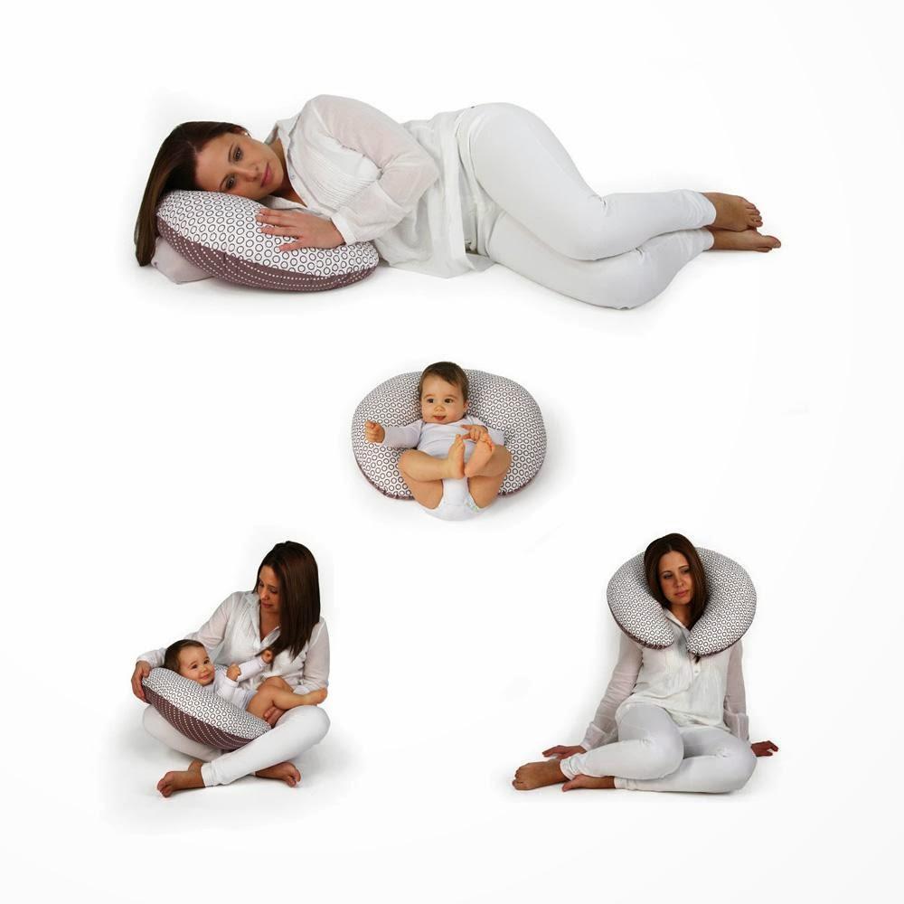 La almohada es muy pr ctica durante el per odo de lactancia tanto si es materna como de biber n