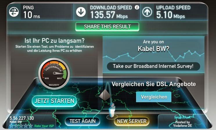Speedtest.net Premium v3.2.5 APK Proper