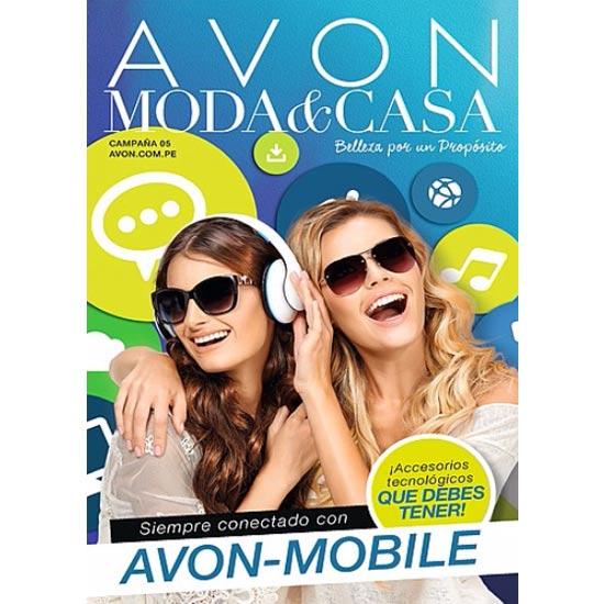 AVON 2016 C-05 Moda & Casa