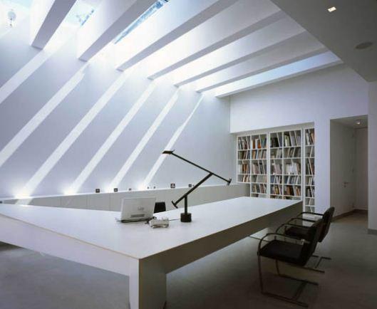 Apuntes revista digital de arquitectura espacios y for Espacios de oficinas arquitectura