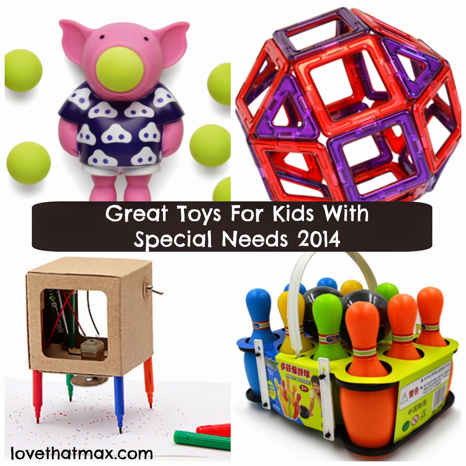 Love That Max Holiday Gifts And Toys For Kids With Special Needs