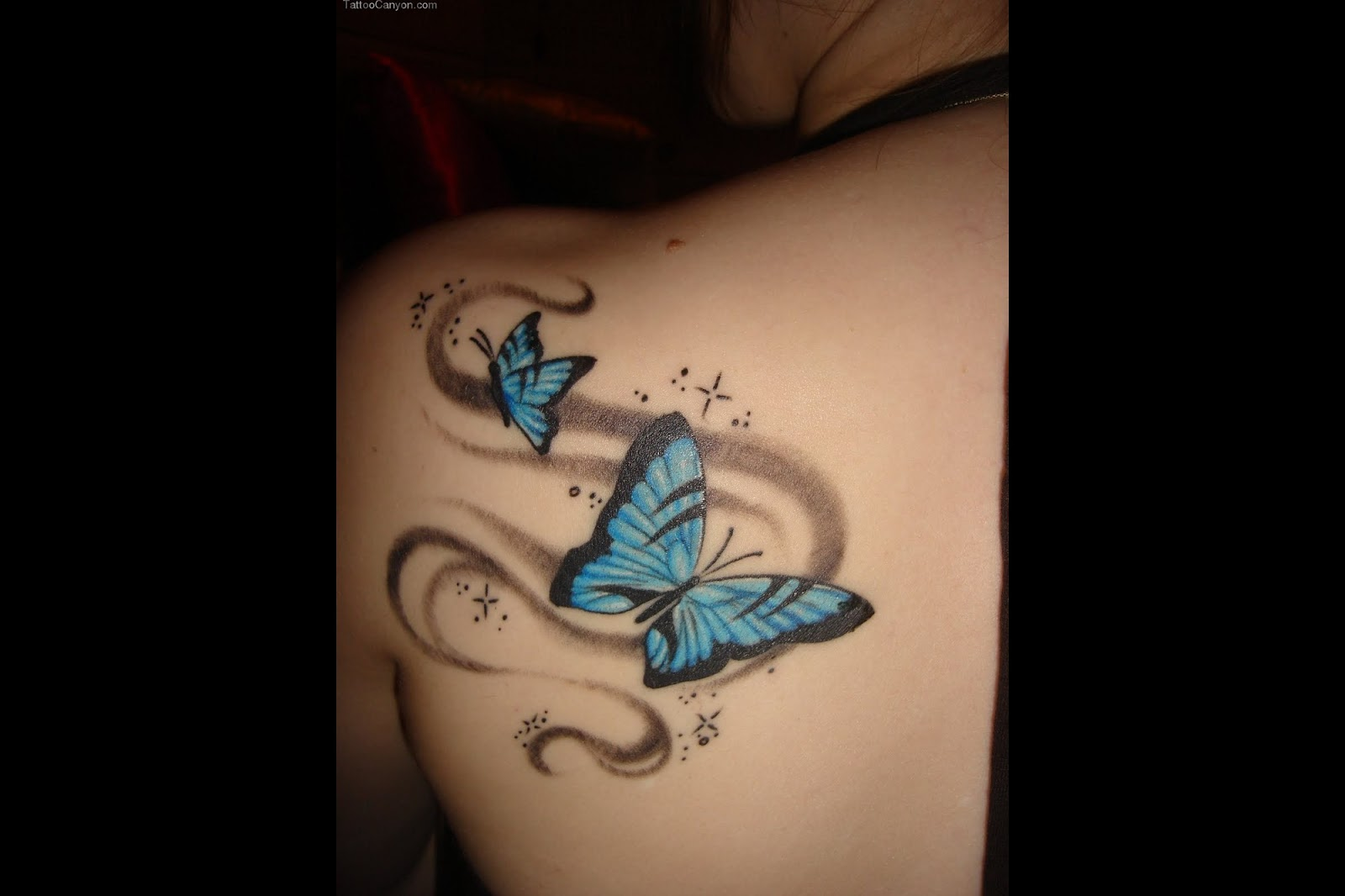 most beautiful tattoos mouse tatto. Black Bedroom Furniture Sets. Home Design Ideas