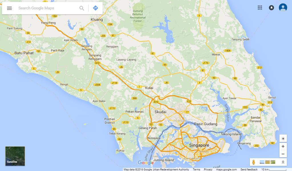 ZMT Coverage - Johor (South)