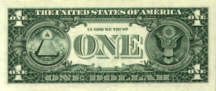 American Dollar Is Not Made From Paper But From Cotton