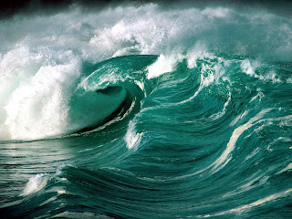 Wallpaper: Ocean waves 2
