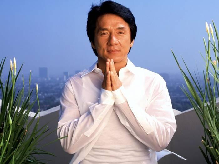 Kong-Sang Chan — Jackie Chan