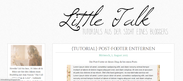 http://littletalkblog.blogspot.de/
