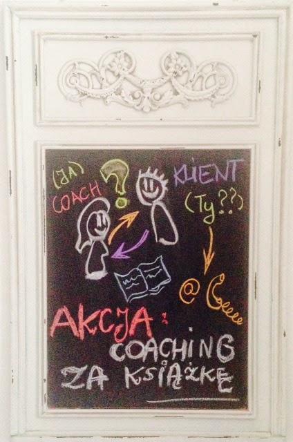 Coaching za Książkę!