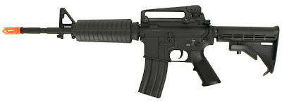 ERM BI M4 3681M AirSplats Memorial Day Special: Military Style M4 Airsoft Guns