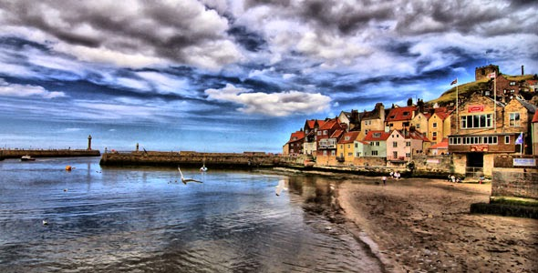 Whitby HDR