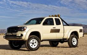 2013 Toyota Tacoma Spy Shots | Owners Manual