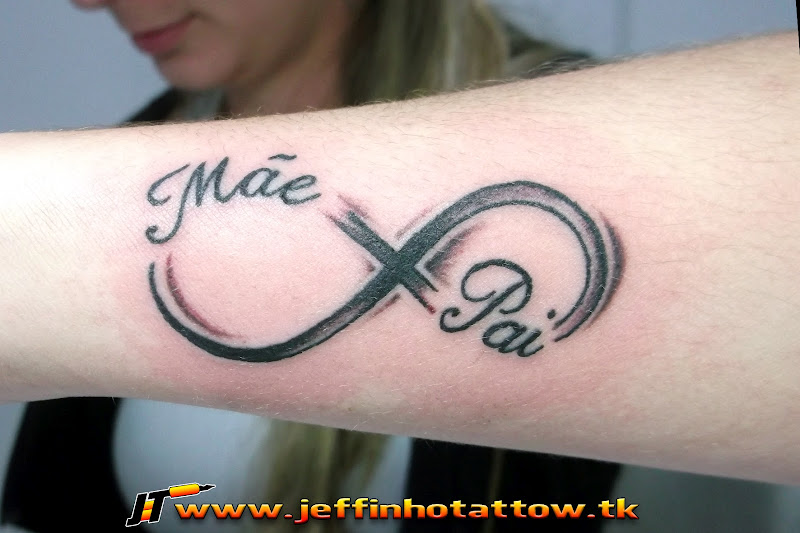 Tatuagens Infinito title=