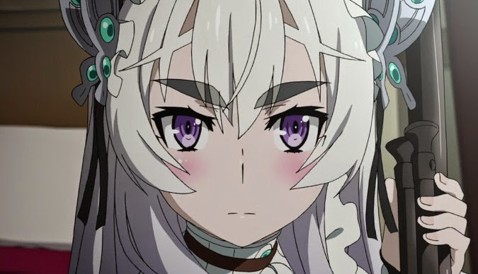 Hitsugi no Chaika: Avenging Battle Episode 1 Subtitle Indonesia