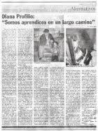 Nota DIARIO DE LA REGION (Resistencia, Chaco, Argentina)