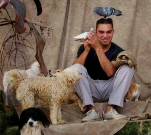 Marcelinho Protetor precisa de ajuda para os mais de 100 animais no abrigo.