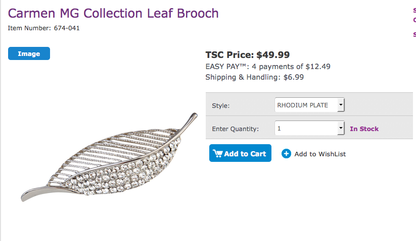 http://www.theshoppingchannel.com/search/leaf%20brooch