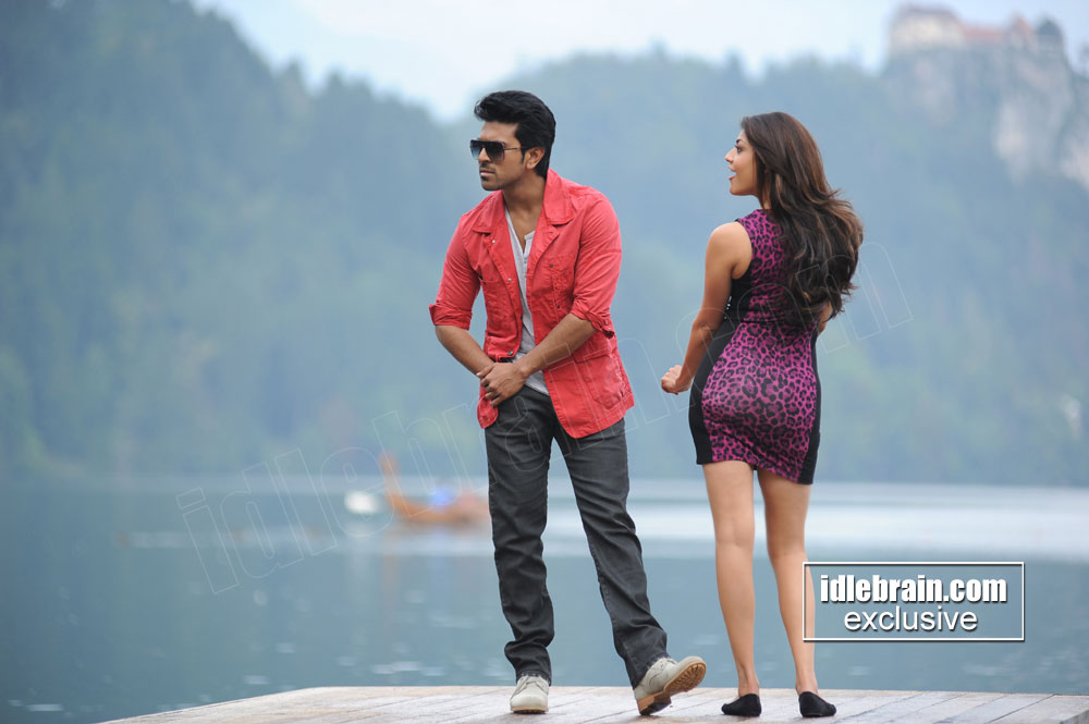 Titel name; naayak directed by