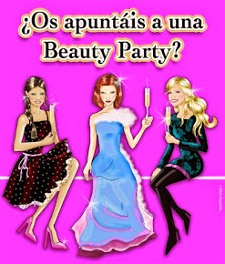 Te apuntas a una Beauty Party