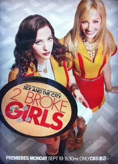 broke Download   2 Broke Girls   S01E02   And the Break up Scene