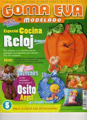 Revista: Goma Eva Bienvenidas