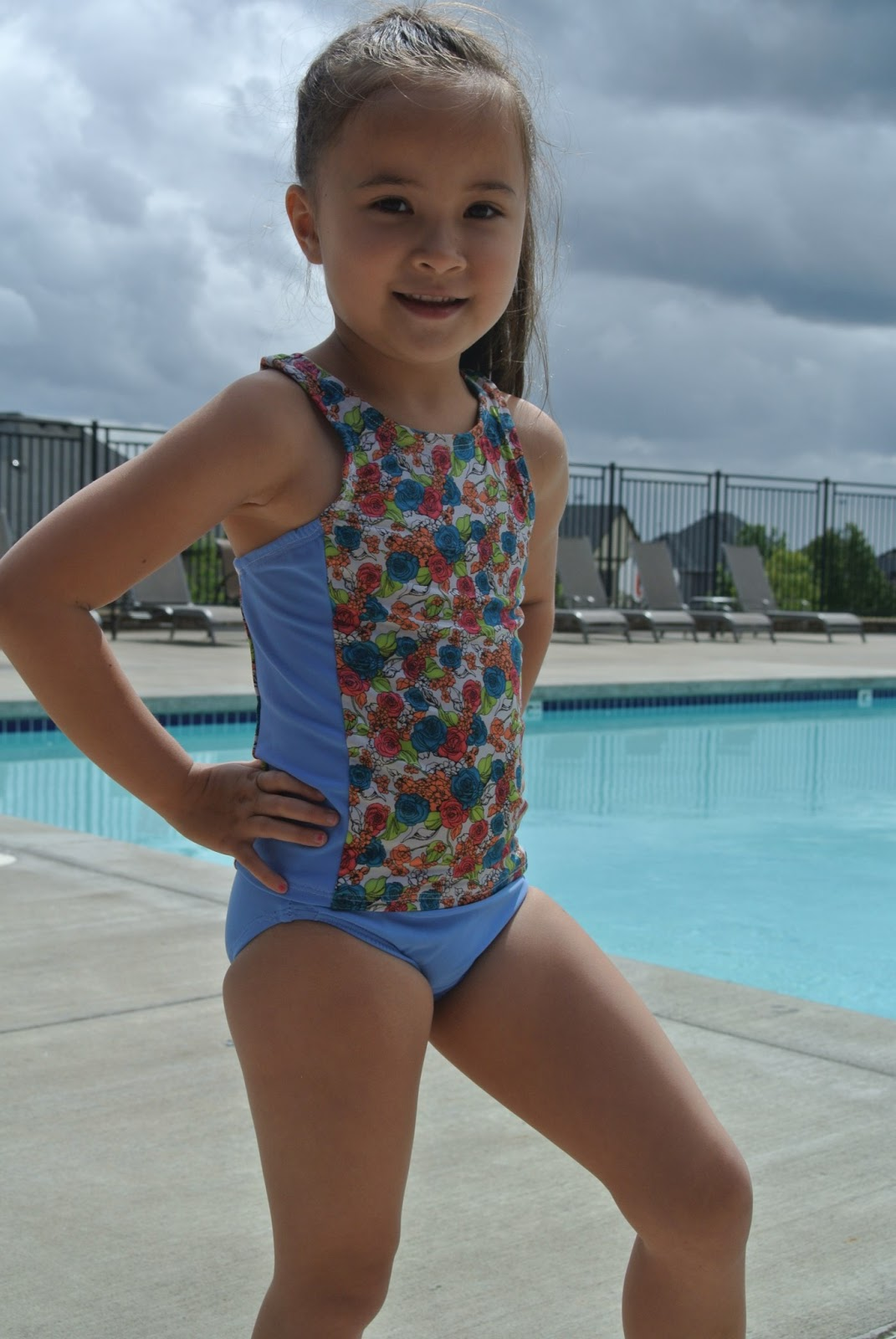 preteen swimsuit Coco Cay Tankini Swimsuit