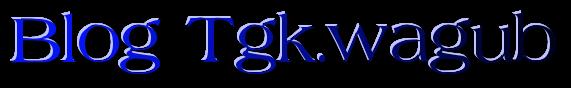 Blog Tgk.wagub