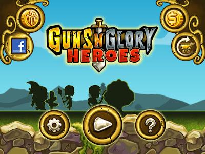 IOS Game Hack And Tools: [Hack] Guns'n'Glory Heroes v1.0.0