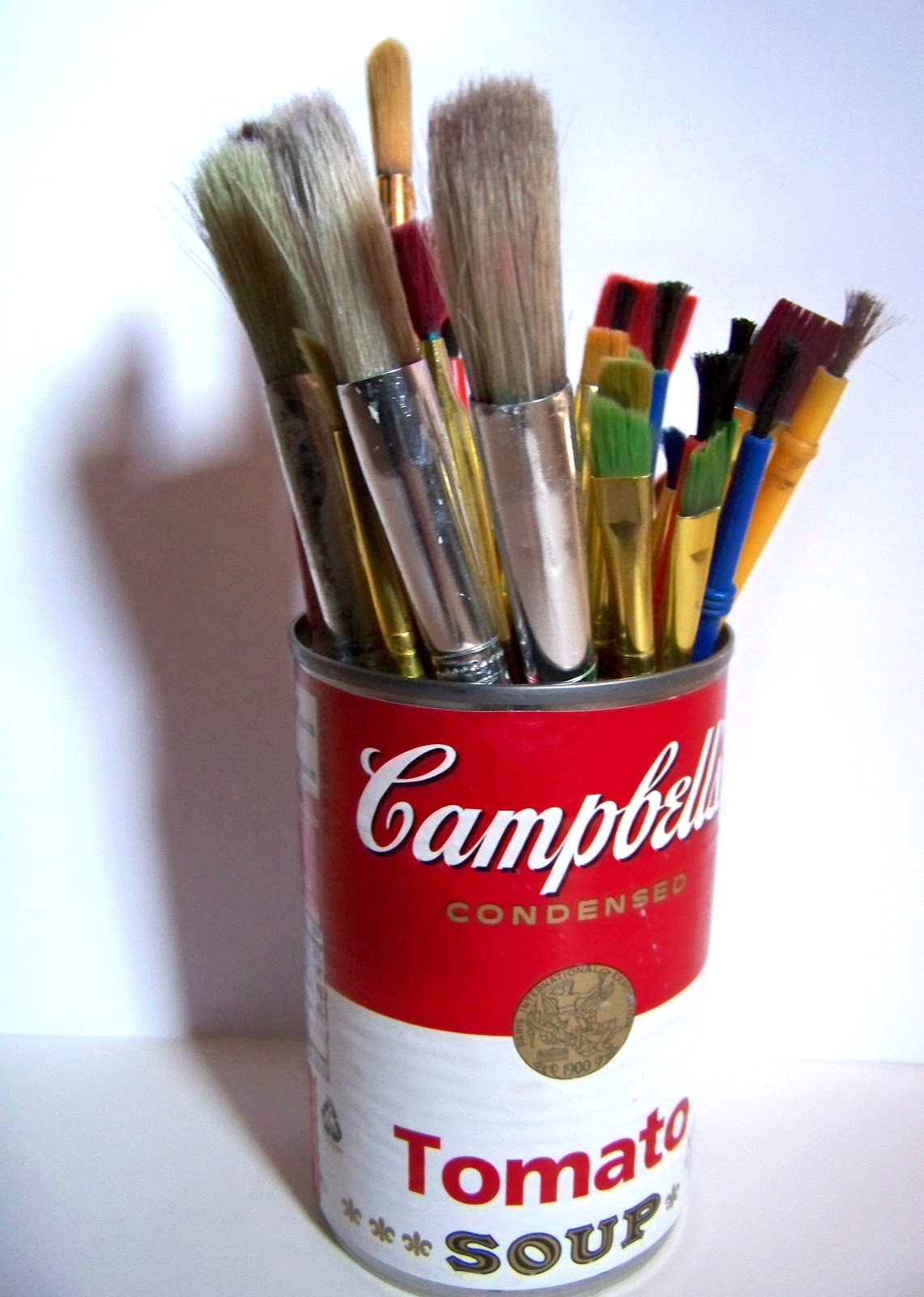 Reduce *Reuse *Recycle - Pencil & Brush holders