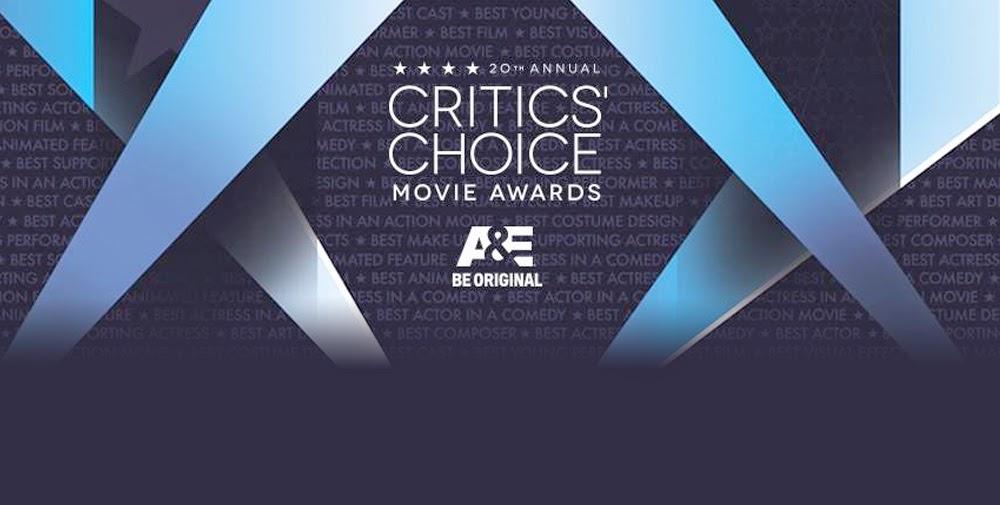 20th Critics Choice Movie Awards - Live Blog + Results
