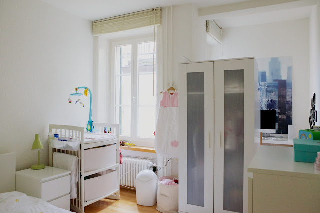 Our Nursery/Guest Room/Office | SWISS LARK